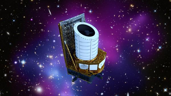ESA, Öklid 'Karanlık Evren Sondası Görevini Başlatıyor…