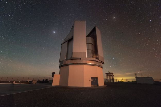 ESA Science & Technology - ESO's VLT Survey Telescope