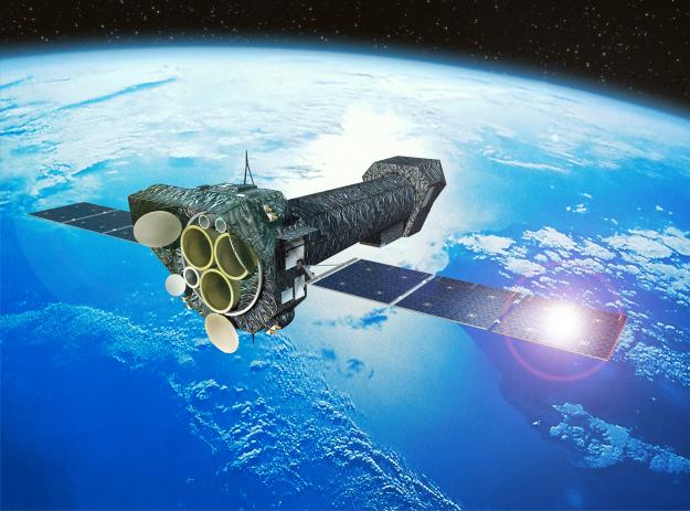 Evropský rentgenový teleskop XMM-Newton slaví 20 let ve vesmíru