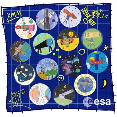 Esa Science Technology Draw Me A Telescope Xmm Newton