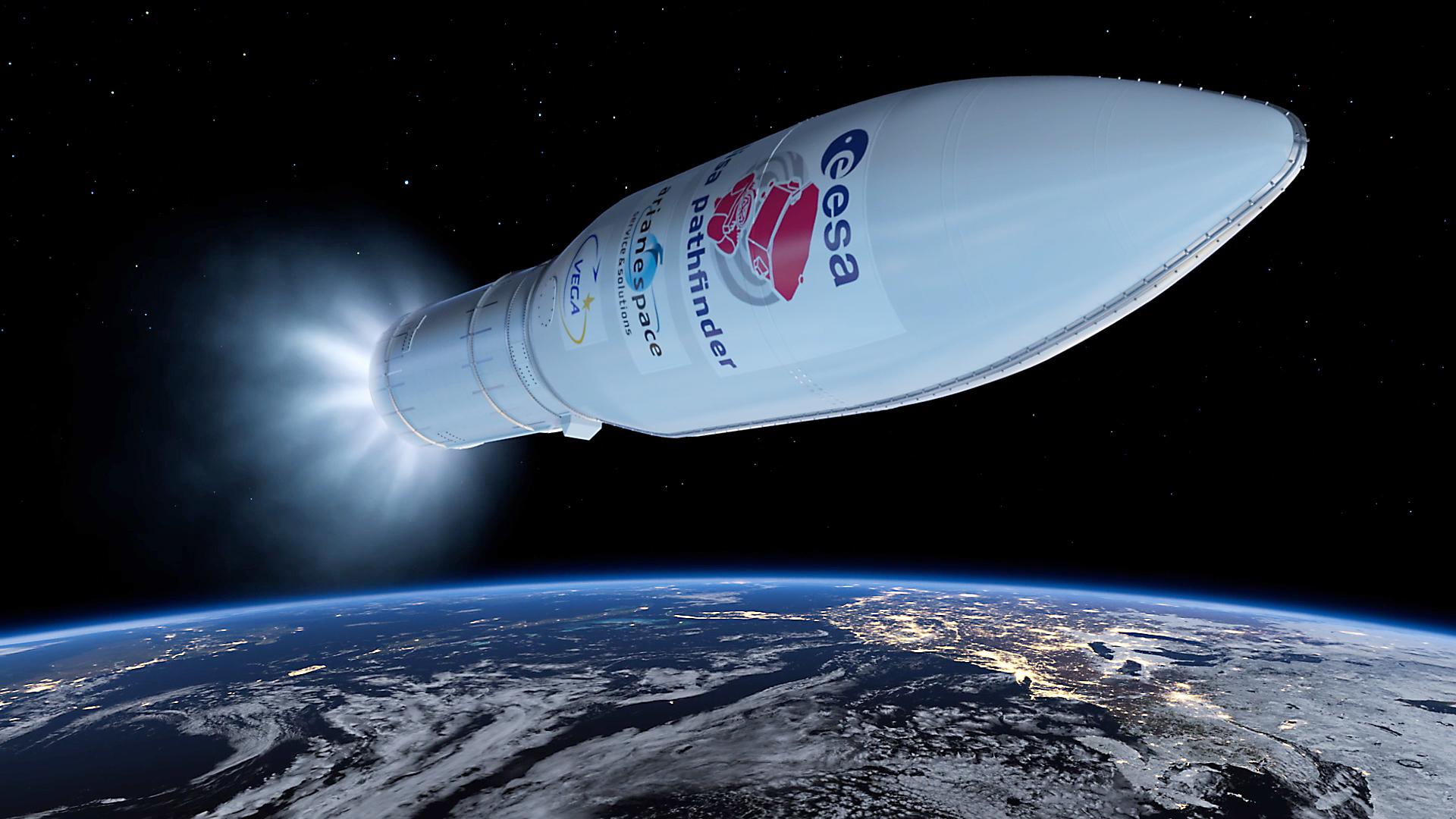 esa science amp technology lisa pathfinder launch