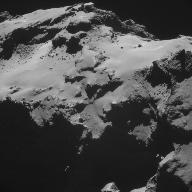 ESA Science & Technology: Comet 67P/C-G on 15 October 2014 ...