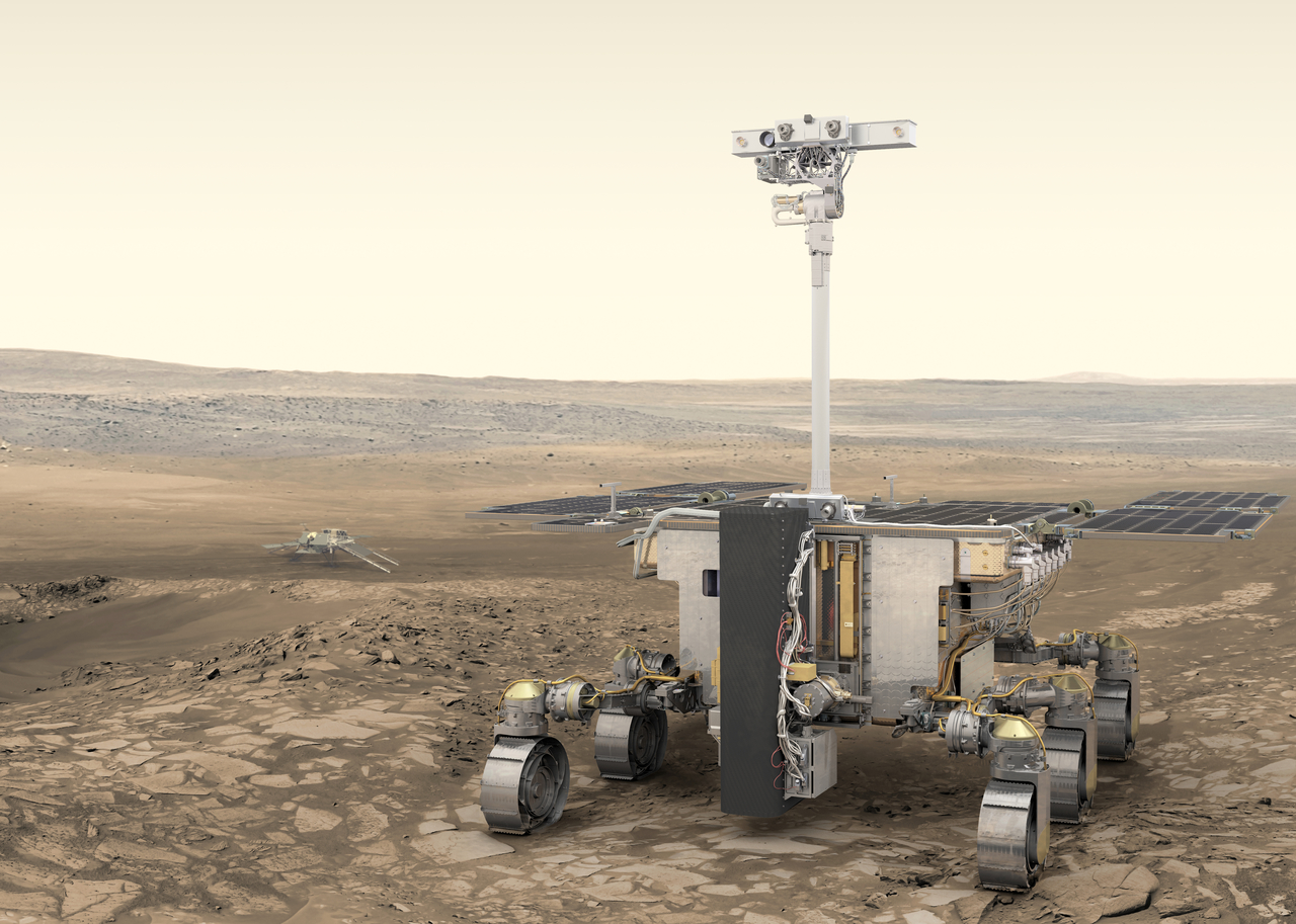 mars rover 2020 esa - photo #4
