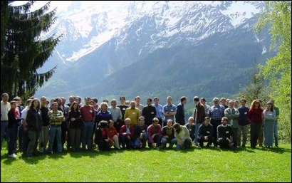 ESA Science Technology Participants at the Gaia summer school at