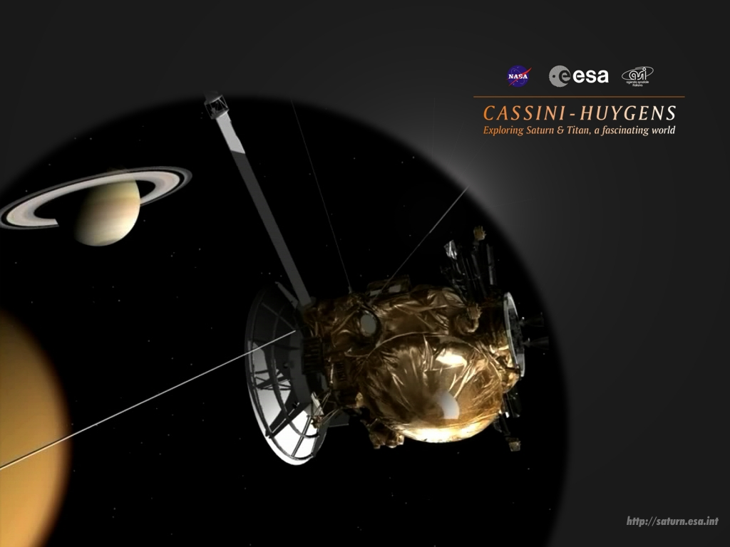cassini huygenns - photo #7