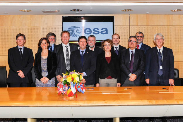 Esa Science Technology Signatories To The Euclid Multilateral
