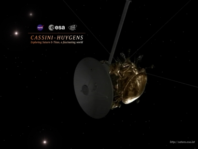cassini mission dates - photo #14