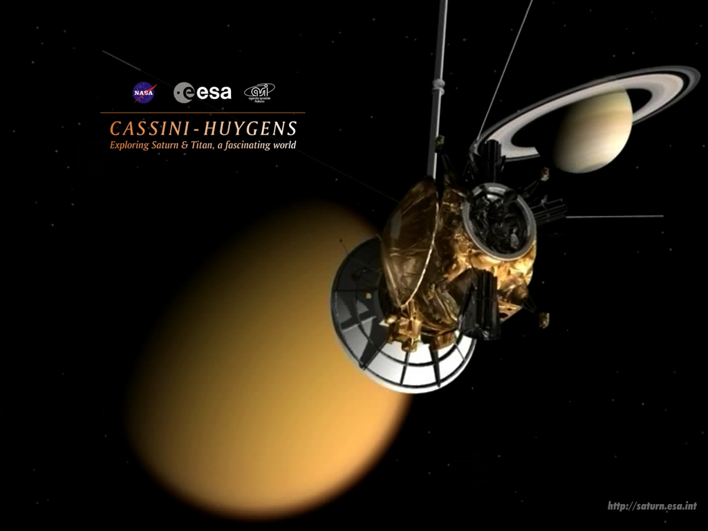 cassini huygenns - photo #10