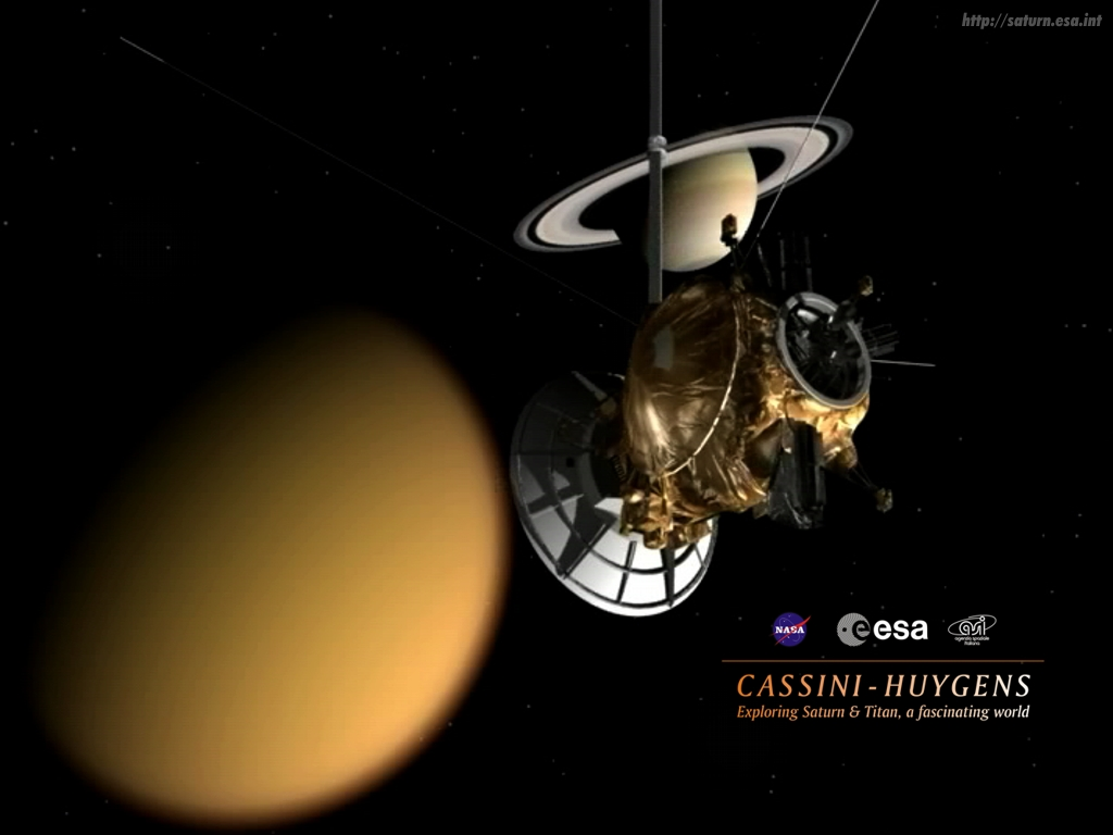 cassini huygenns - photo #5