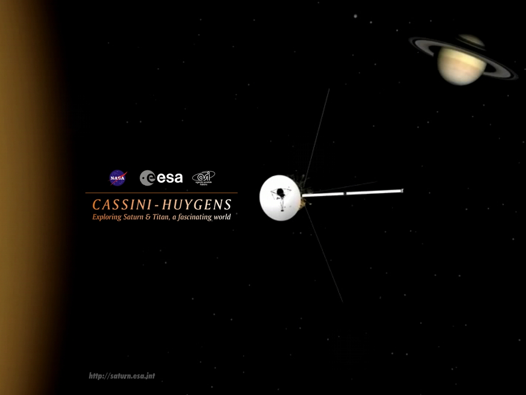 cassini mission dates - photo #23