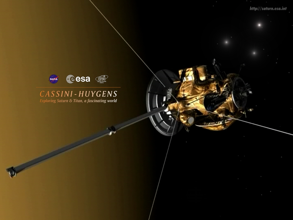 cassini mission dates - photo #11