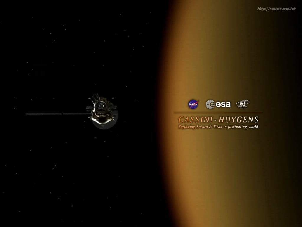 cassini mission dates - photo #3