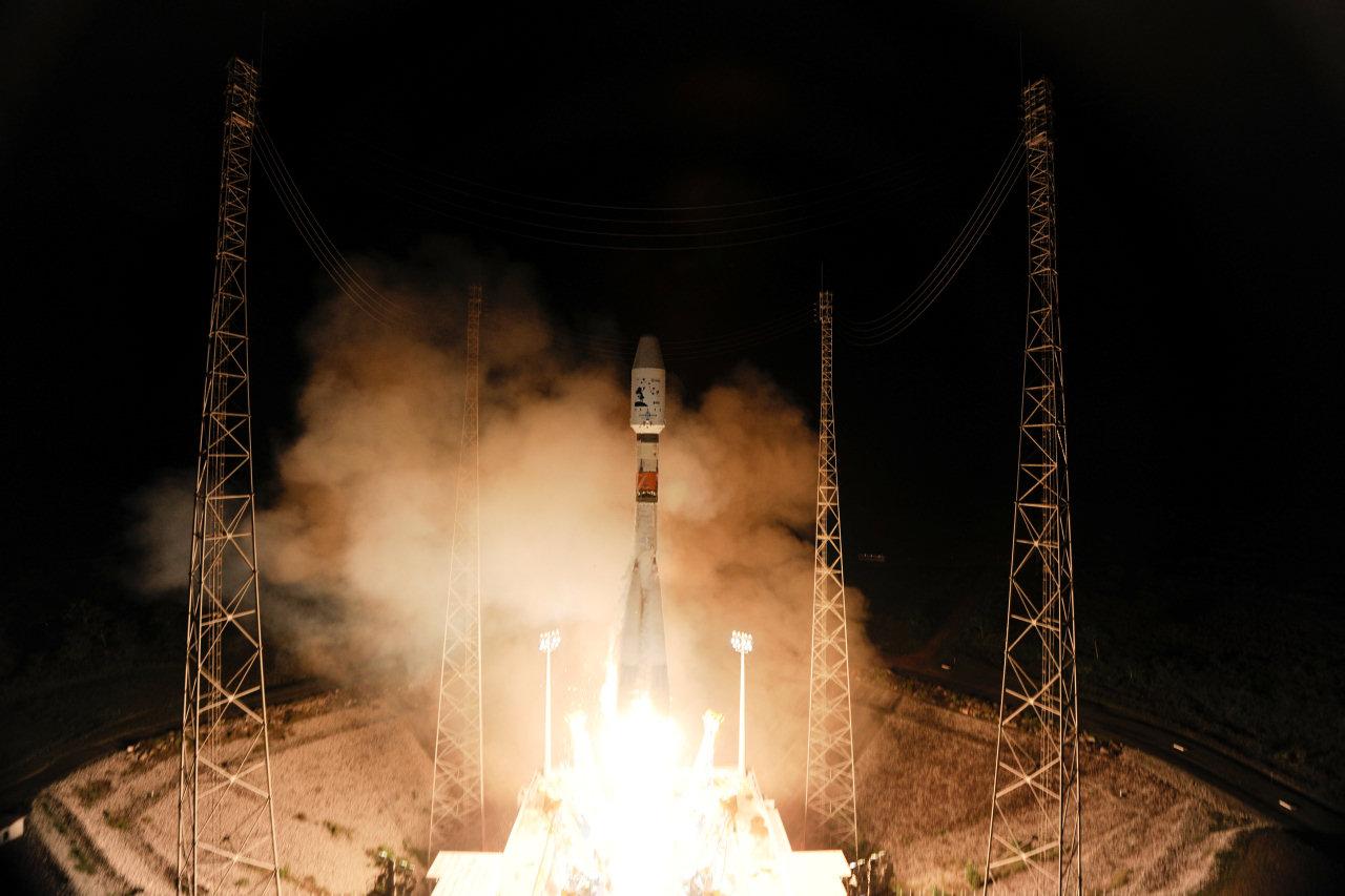 Esa science amp technology gaia liftoff
