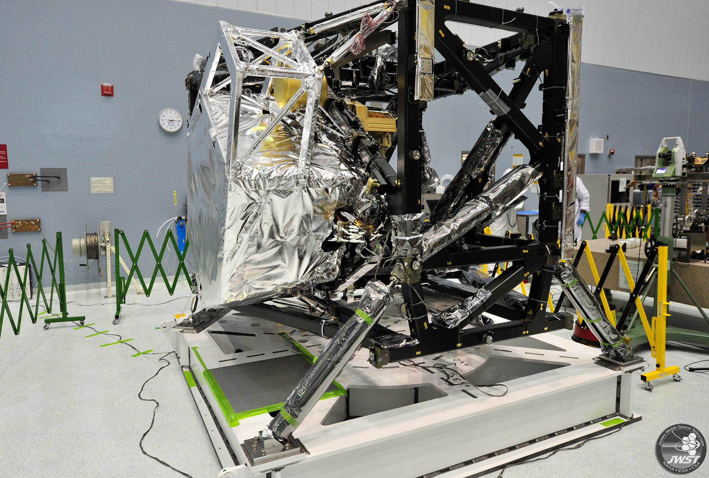 esa satellite structure - photo #16