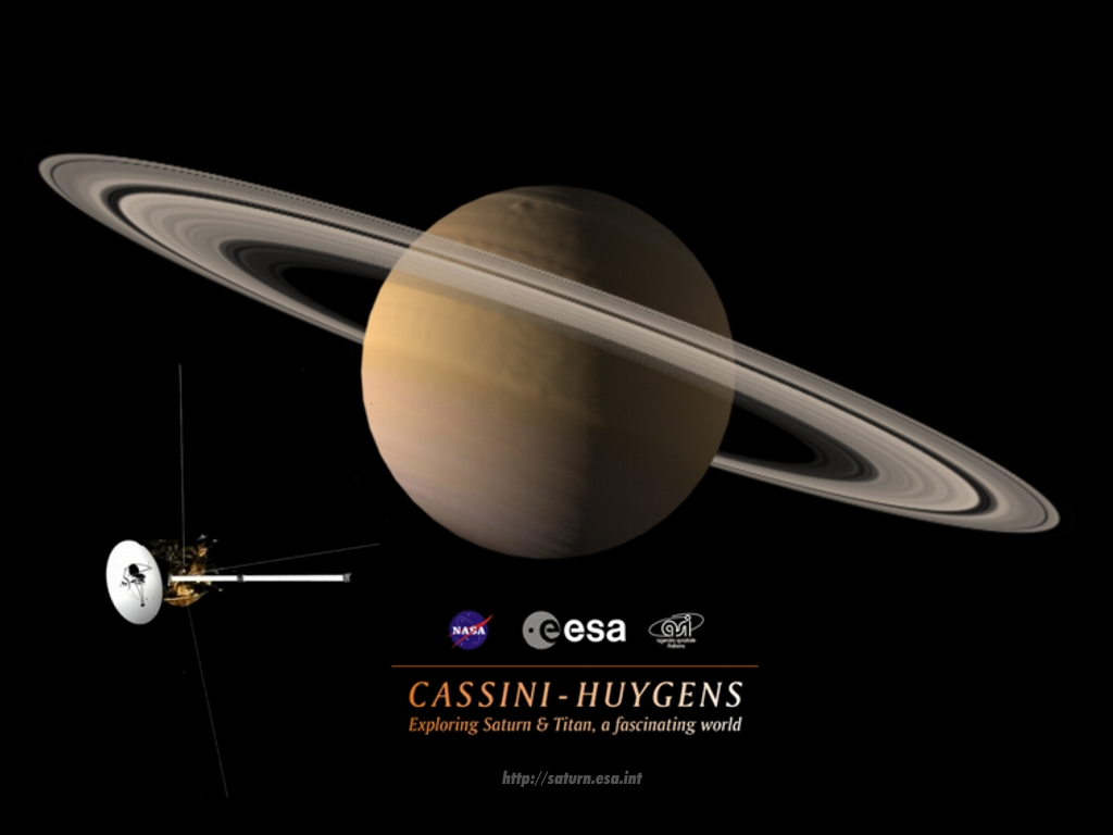 cassini mission dates - photo #42