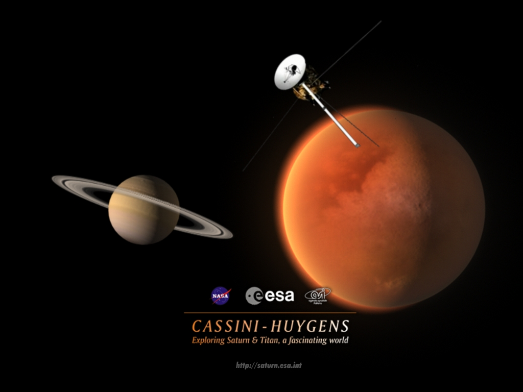 cassini mission dates - photo #24