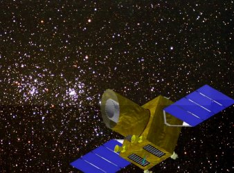 ESA Science & Technology: The Eddington spacecraft