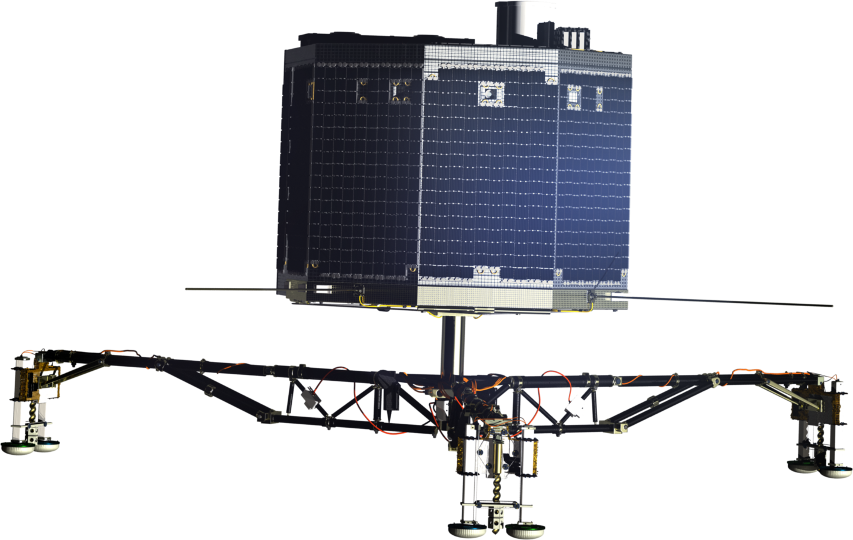 ESA Science & Technology: Philae lander