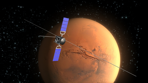 ESA Science & Technology: Mars Express' MARSIS radar ...