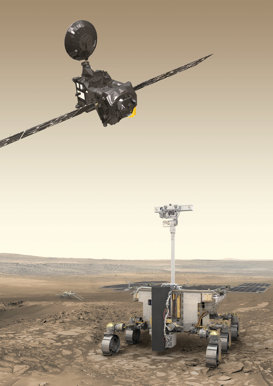 mars rover 2020 esa - photo #16