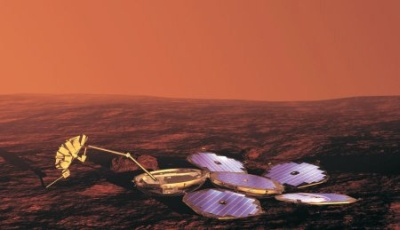 Beagle 2 is equipped with a suite of instruments designed to look for evidence of life on Mars.