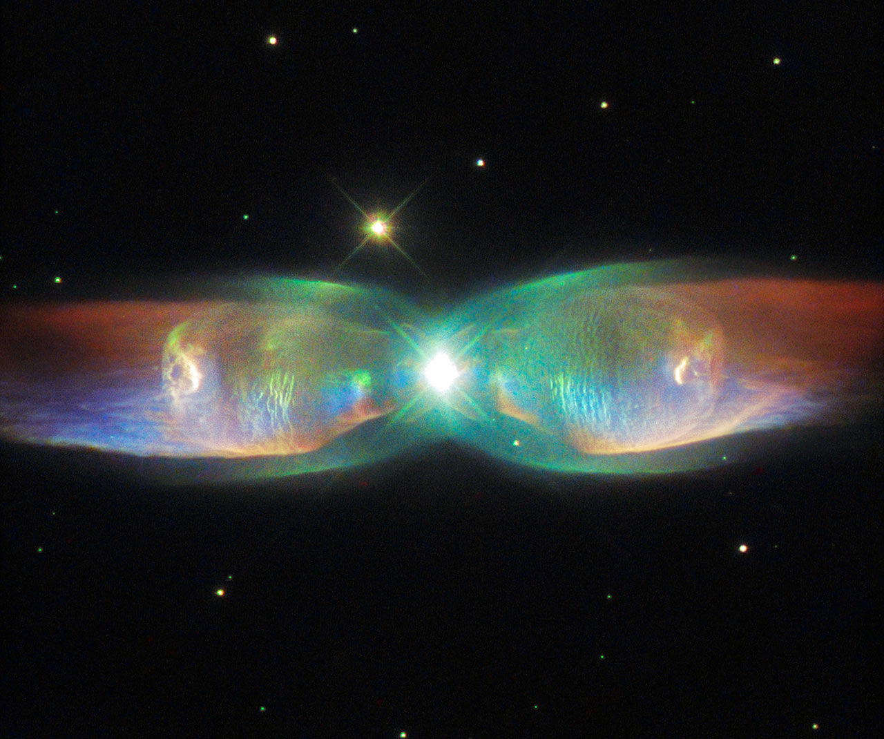 Stelle Galassie Nebulose Buchi neri - Pagina 9 Heic1518a_1280