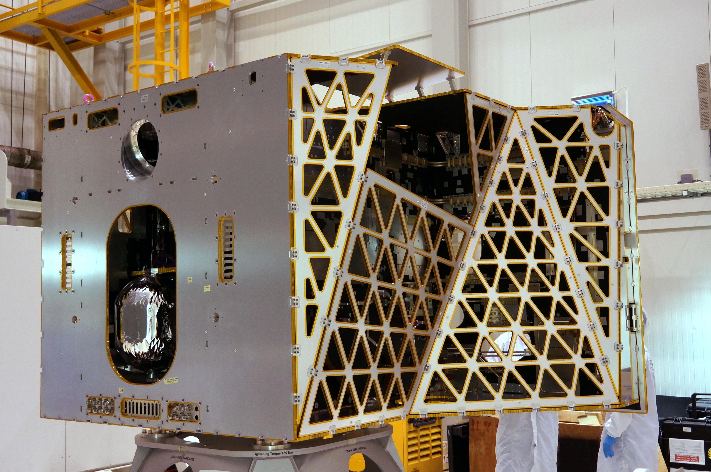 esa satellite structure - photo #8