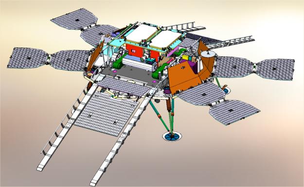 ExoMars - 2022 - Préparation de la mission (Rosalind Franklin) - Page 5 ExoMars_2018_surface_platform_625w