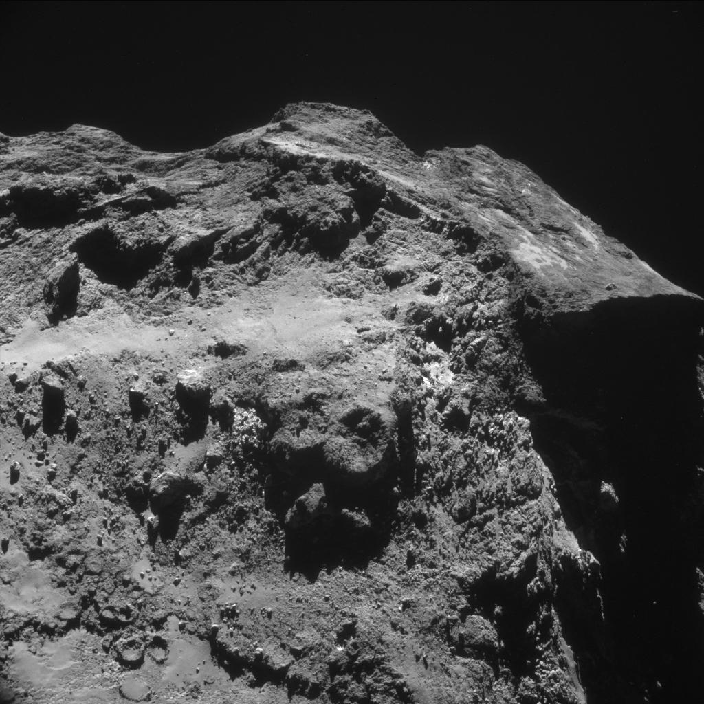 L'actualité de Rosetta - Page 6 Rosetta_NAVCAM_comet_67P_20141214C