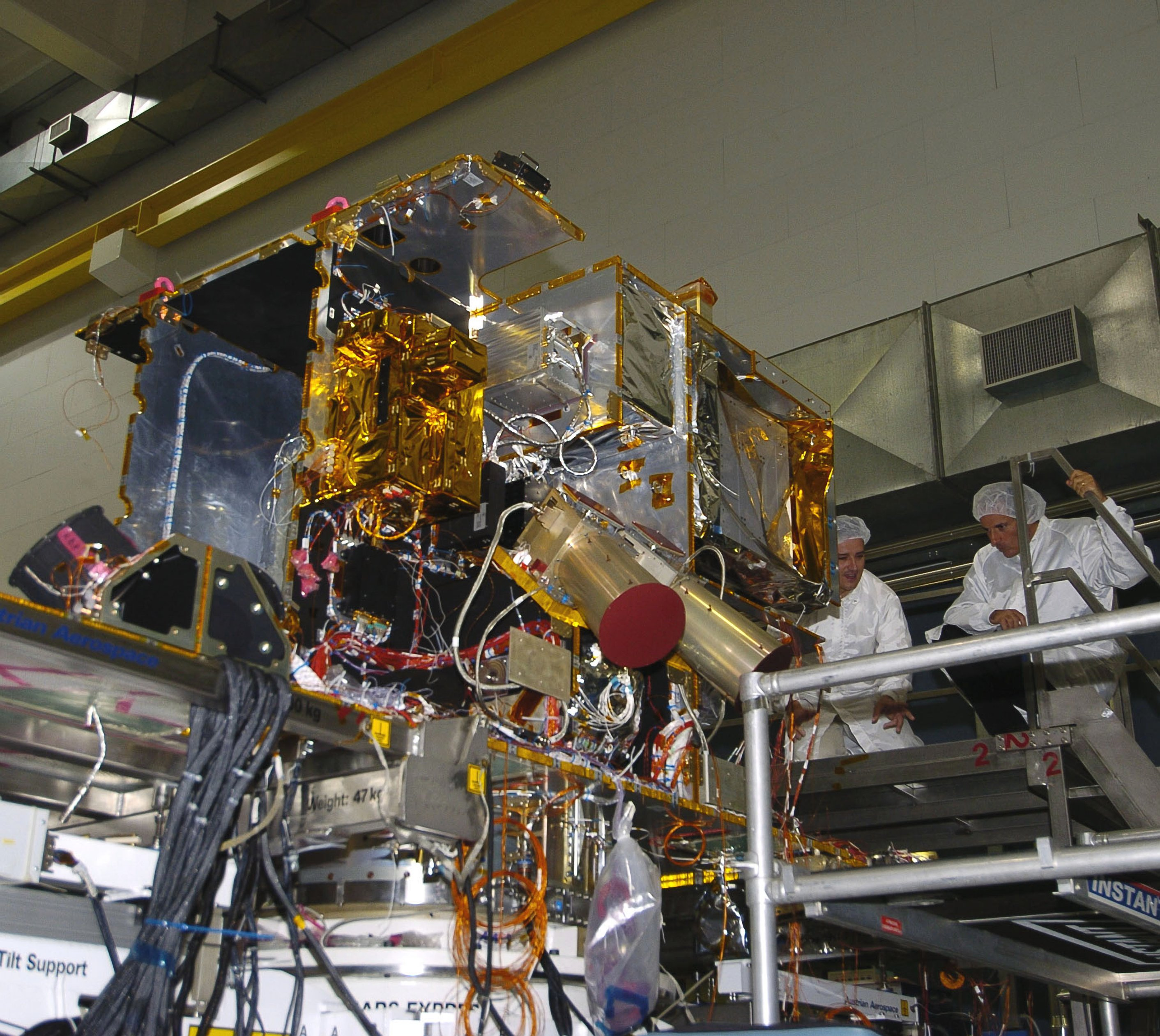 esa venus express spacecraft - photo #25