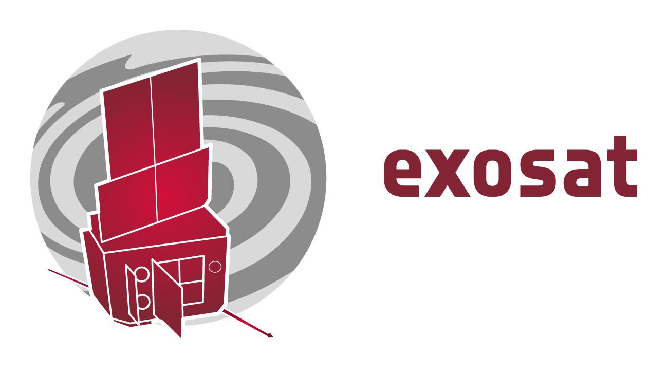 Esa Science Amp Technology Exosat Mission Logo