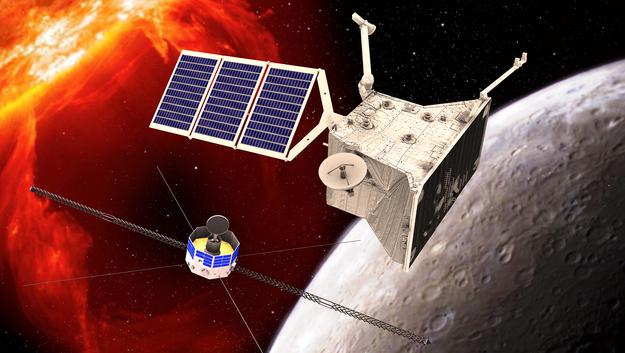 Préparation de la mission BepiColombo (Mercure) - Page 3 BepiColombo_MPO+MMO_Illustration_625