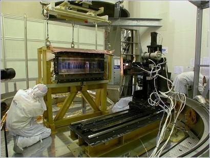 Le satellite européen Gaïa (lancement en 2013) Gaia_FPA_EM_410_cf