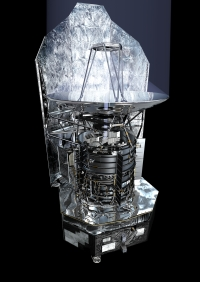 Herschel 3D-Modell, Quelle: ESA