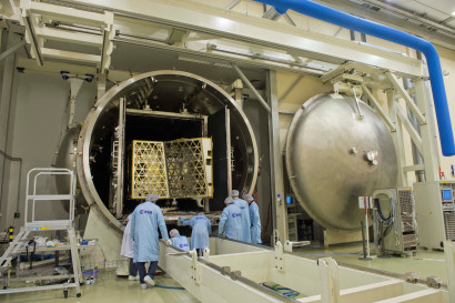 thermal vacuum facility  Vacuum Science And Technology