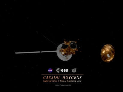 cassini mission dates - photo #4