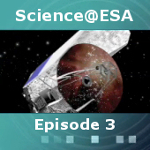 Science@ESA: Episode 3: Exploring the infrared Universe