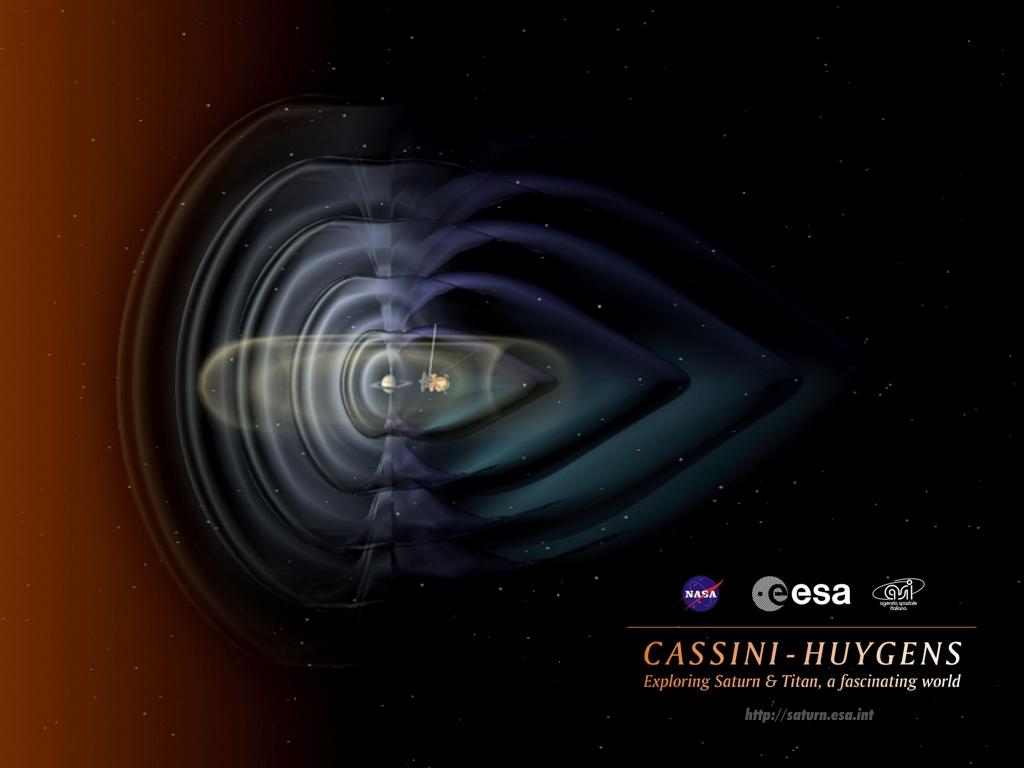 cassini saturn satellite - photo #34