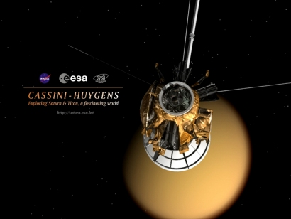 cassini mission dates - photo #1