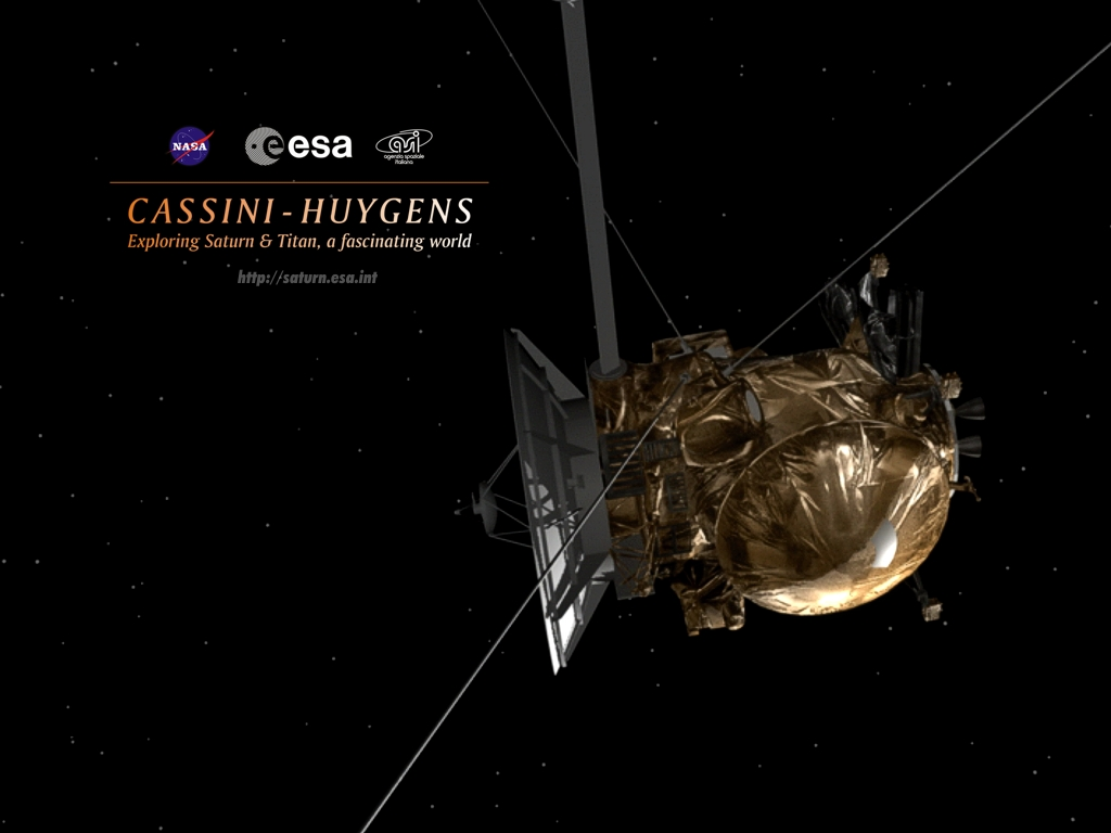 cassini huygenns - photo #1