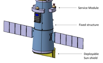 esa science amp technology ixo spacecraft elements on the