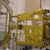 Venus Express Spacecraft in testing