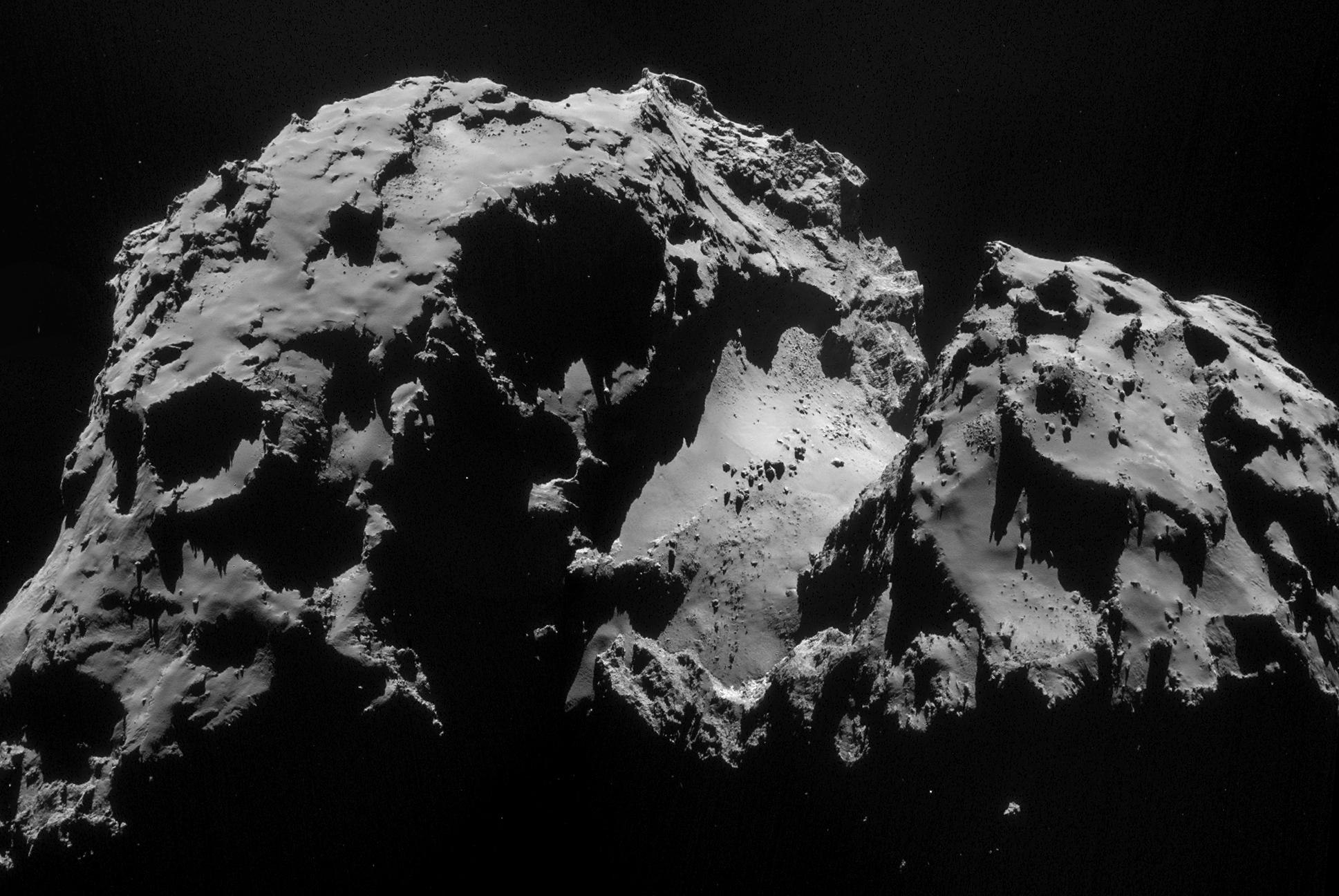 rosetta asteroid landing ocean - photo #12