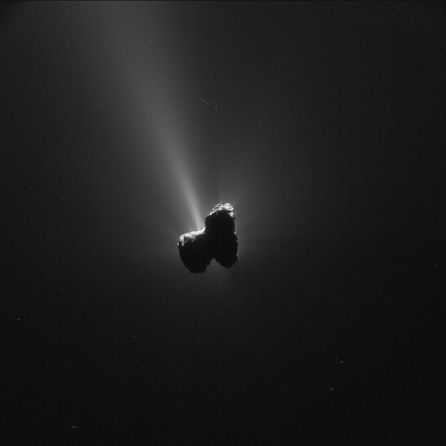 ESA Science & Technology: Comet 67P/C-G on 11 September ...