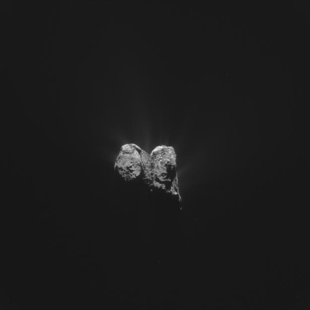 ESA Science & Technology: Comet 67P/C-G on 1 June 2015 ...