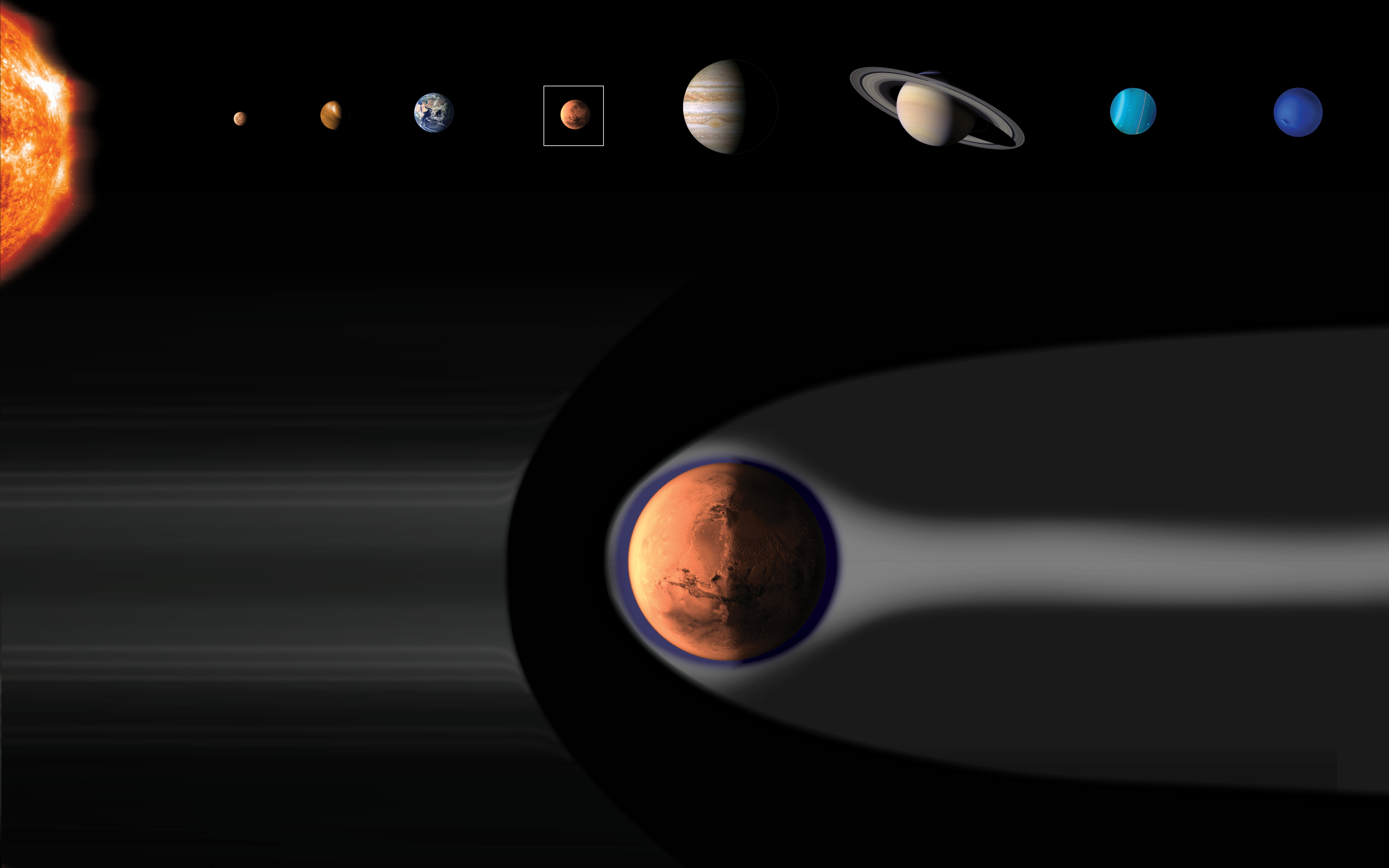 ESA Science & Technology: Magnetic and plasma environment at Mars