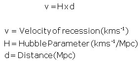 equations for the hubble telescopes - photo #7