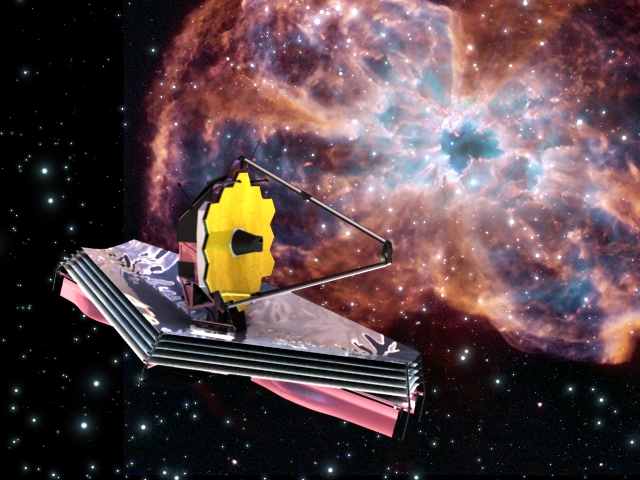 Das James Webb Space Telescope, Quelle: ESA
