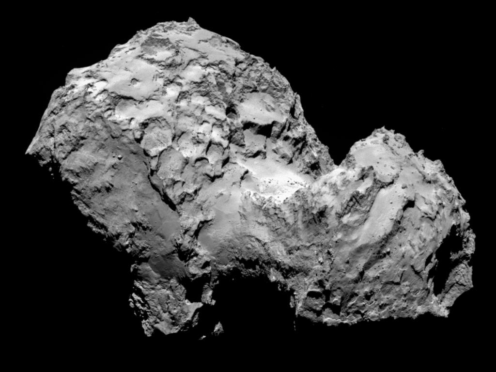 Komet 67P/Tschurjumov-Gerasimenko