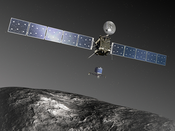 The Ambition of the Rosetta Mission